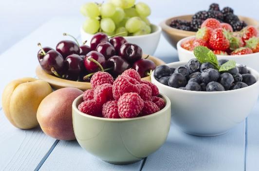 fruit snacks for work